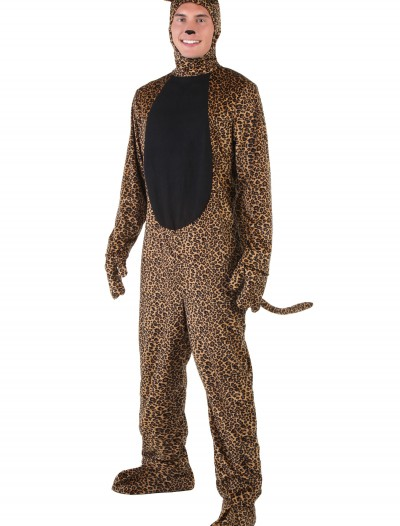 Adult Leopard Costume, halloween costume (Adult Leopard Costume)