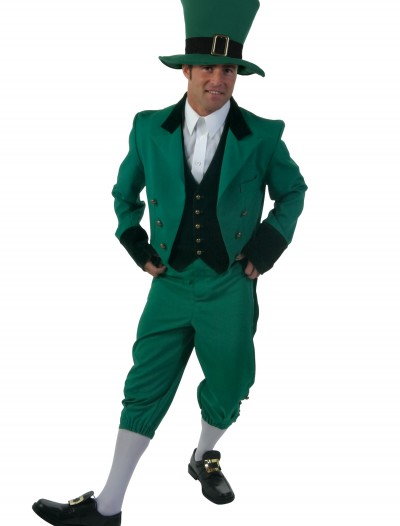 Adult Leprechaun Costume, halloween costume (Adult Leprechaun Costume)