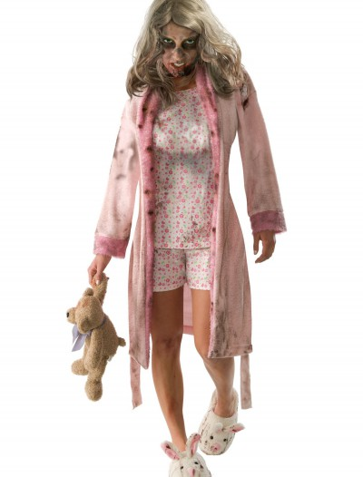 Adult Little Girl Zombie Costume, halloween costume (Adult Little Girl Zombie Costume)