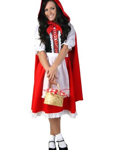 Adult Little Red Riding Hood Costume, halloween costume (Adult Little Red Riding Hood Costume)