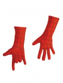 Adult Long Spiderman Gloves, halloween costume (Adult Long Spiderman Gloves)