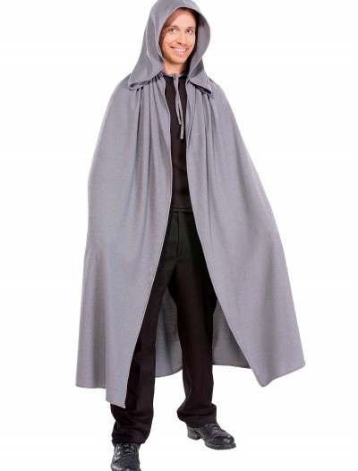Adult Lord of the Rings Grey Elven Cloak, halloween costume (Adult Lord of the Rings Grey Elven Cloak)