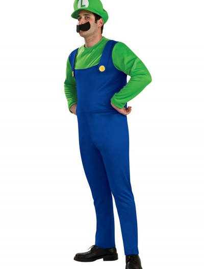 Adult Luigi Costume, halloween costume (Adult Luigi Costume)