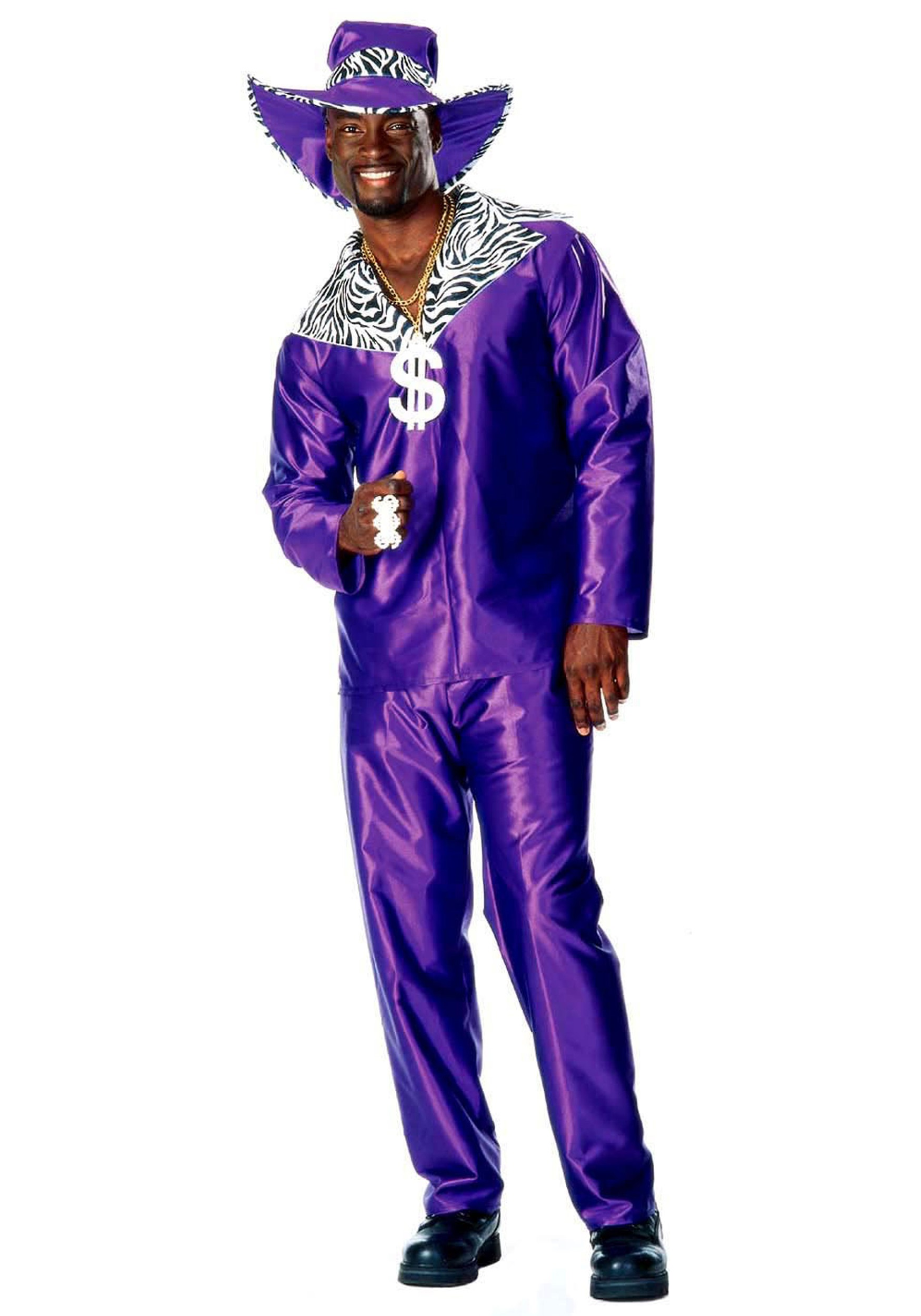 Adult Mac Daddy Costume  sc 1 st  Halloween Costumes & Adult Mac Daddy Costume - Halloween Costumes