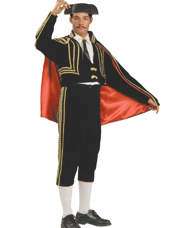 Adult Matador Costume, halloween costume (Adult Matador Costume)