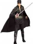 Adult Mens Zorro Costume, halloween costume (Adult Mens Zorro Costume)