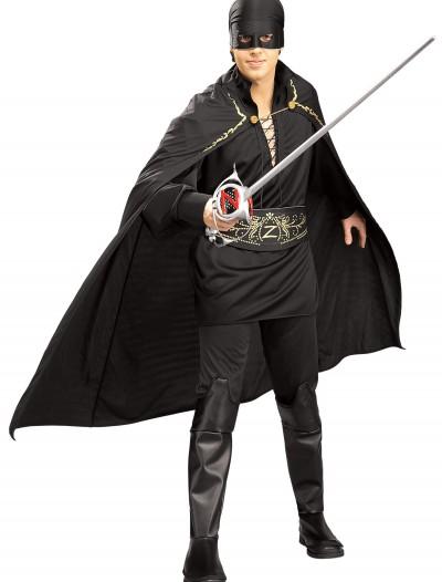 Adult Mens Zorro Costume, halloween costume (Adult Mens Zorro Costume)