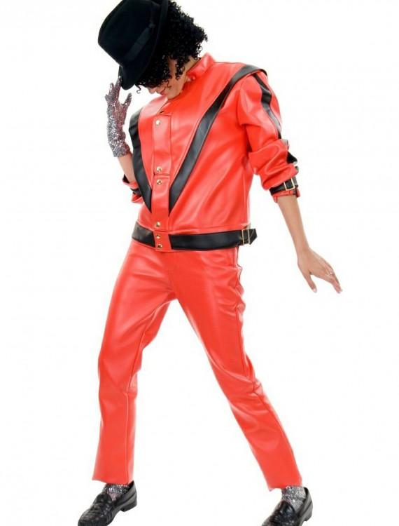 Adult Michael Jackson Thriller Jacket, halloween costume (Adult Michael Jackson Thriller Jacket)