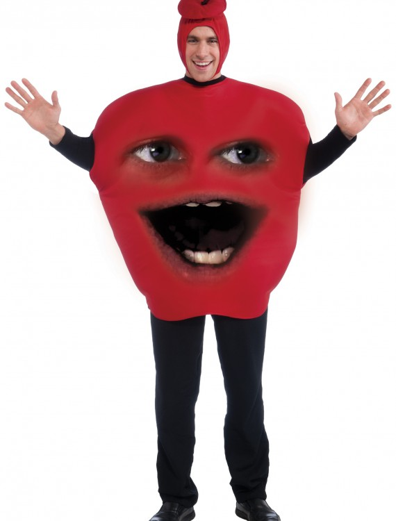Adult Midget Apple Costume, halloween costume (Adult Midget Apple Costume)
