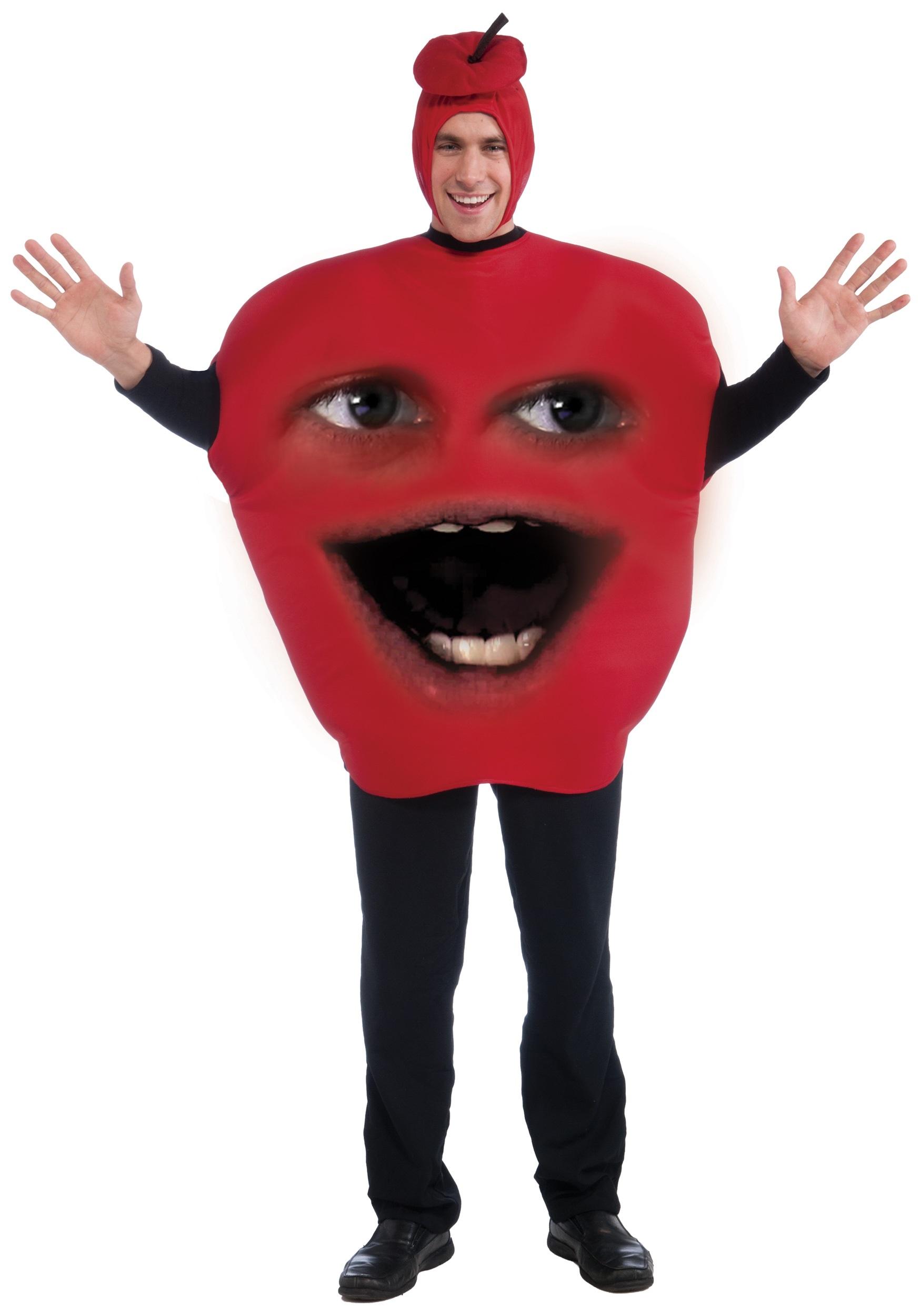 Adult Midget Apple Costume  sc 1 st  Halloween Costumes & Adult Midget Apple Costume - Halloween Costumes