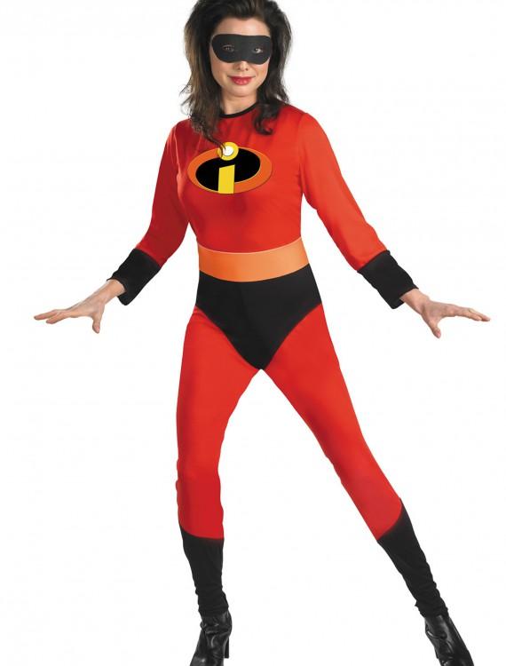 Adult Mrs. Incredible Costume, halloween costume (Adult Mrs. Incredible Costume)