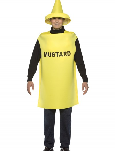 Adult Mustard Costume, halloween costume (Adult Mustard Costume)