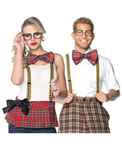 Adult Nerd Accessory Kit, halloween costume (Adult Nerd Accessory Kit)