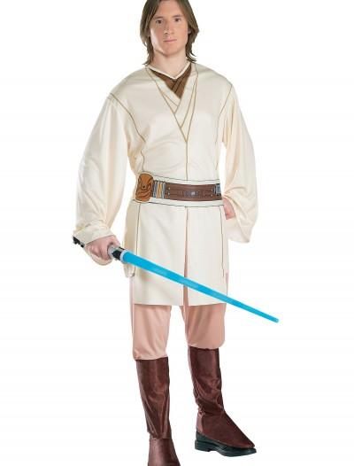 Adult Obi-Wan Kenobi Costume, halloween costume (Adult Obi-Wan Kenobi Costume)