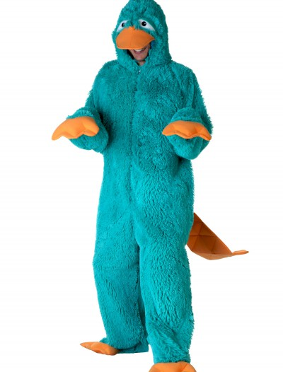 Adult Parker the Platypus Costume, halloween costume (Adult Parker the Platypus Costume)