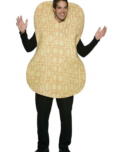 Adult Peanut Costume, halloween costume (Adult Peanut Costume)