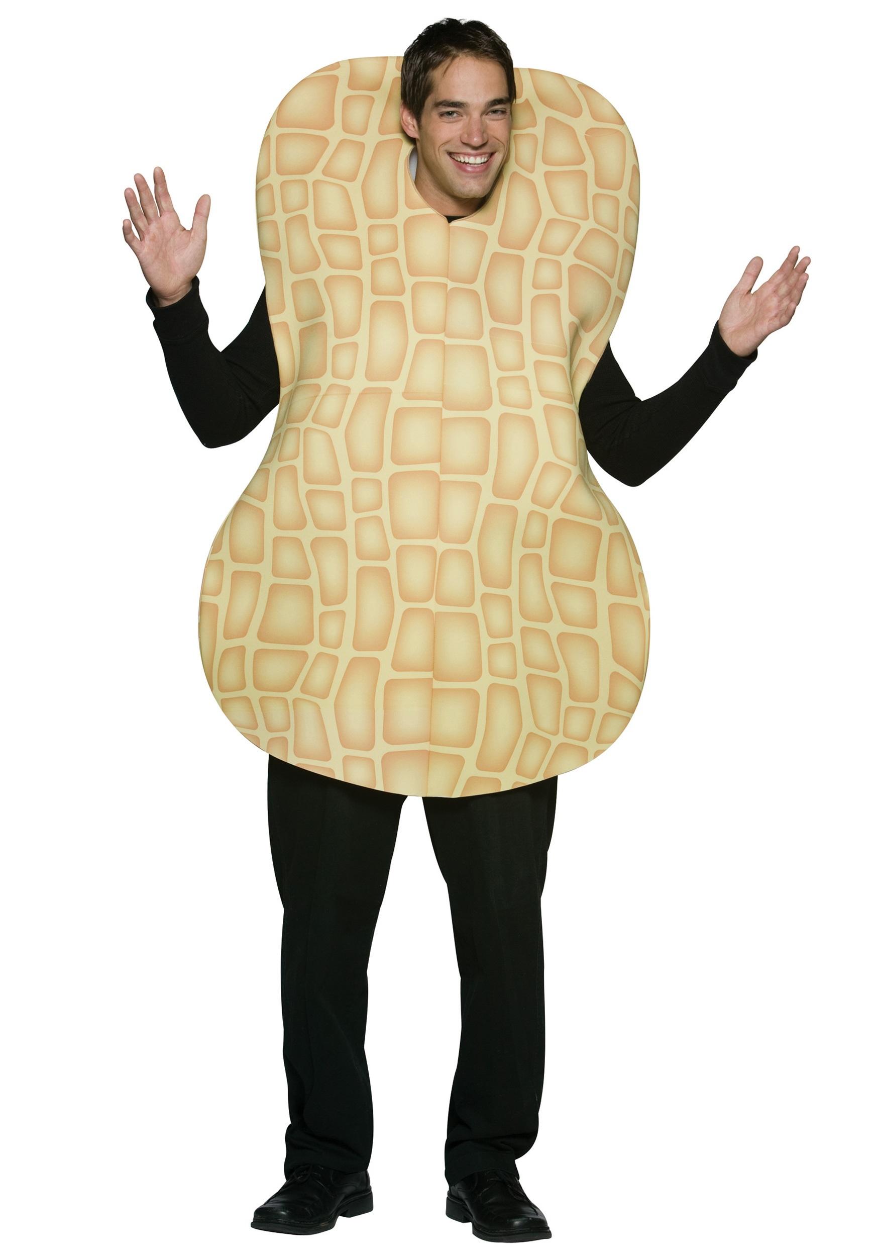 Adult Peanut Costume - Halloween Costumes