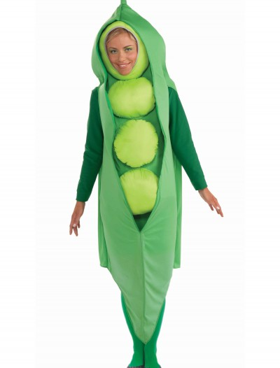 Adult Peas Costume, halloween costume (Adult Peas Costume)