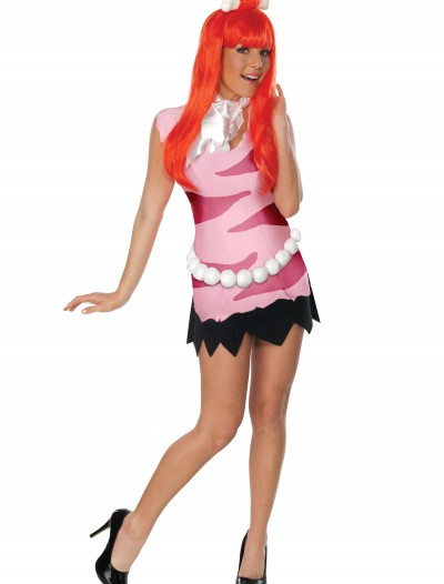 Adult Pebbles Costume, halloween costume (Adult Pebbles Costume)