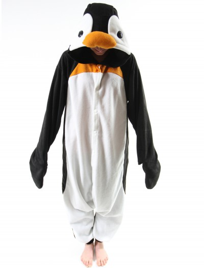 Adult Penguin Z Pajama Costume, halloween costume (Adult Penguin Z Pajama Costume)