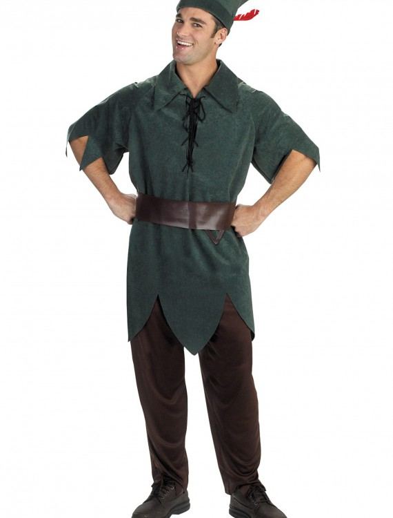 Adult Peter Pan Costume, halloween costume (Adult Peter Pan Costume)