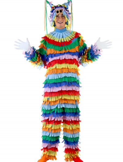 Adult Pinata Costume, halloween costume (Adult Pinata Costume)