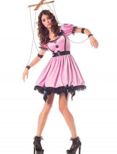 Adult Pink Marionette Costume, halloween costume (Adult Pink Marionette Costume)