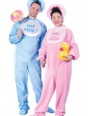 Adult Pink Pajamas Costume, halloween costume (Adult Pink Pajamas Costume)