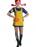 Adult Pippi Costume, halloween costume (Adult Pippi Costume)