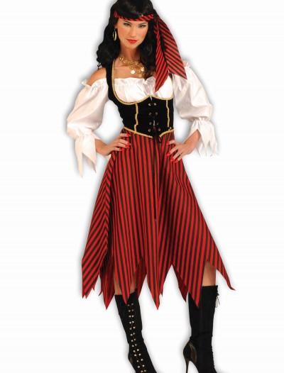 Adult Pirate Maiden Costume, halloween costume (Adult Pirate Maiden Costume)