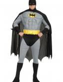 Adult Plus Size Batman Costume, halloween costume (Adult Plus Size Batman Costume)