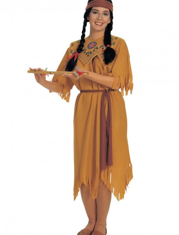 Adult Pocahontas Costume, halloween costume (Adult Pocahontas Costume)