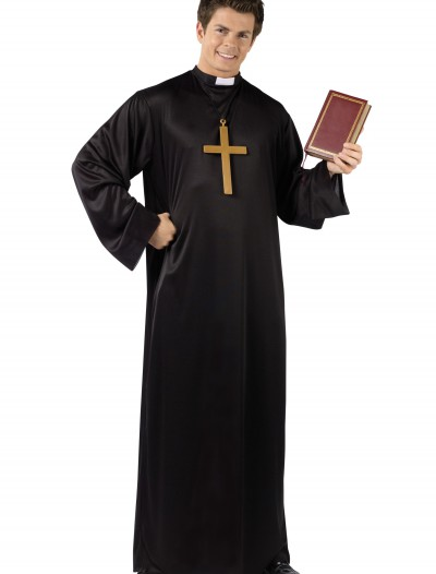 Adult Priest Costume, halloween costume (Adult Priest Costume)