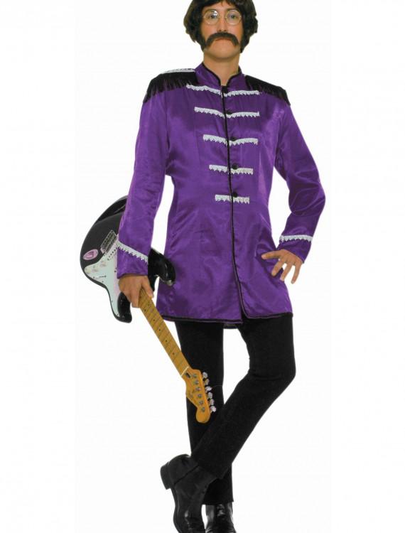 Adult Purple British Explosion Costume, halloween costume (Adult Purple British Explosion Costume)