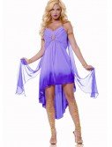 Adult Purple Roman Goddess Costume, halloween costume (Adult Purple Roman Goddess Costume)