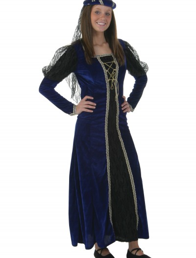 Adult Queen of Nottingham Costume, halloween costume (Adult Queen of Nottingham Costume)