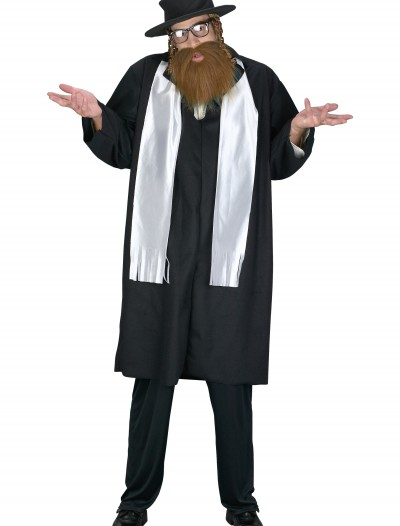 Adult Rabbi Costume, halloween costume (Adult Rabbi Costume)
