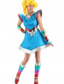 Adult Rainbow Brite Costume, halloween costume (Adult Rainbow Brite Costume)