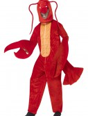 Adult Red Lobster Costume, halloween costume (Adult Red Lobster Costume)