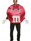Adult Red M&M Costume, halloween costume (Adult Red M&M Costume)