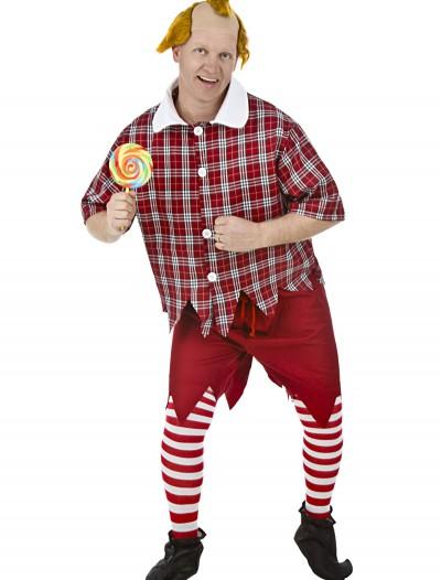 Adult Red Munchkin Costume, halloween costume (Adult Red Munchkin Costume)