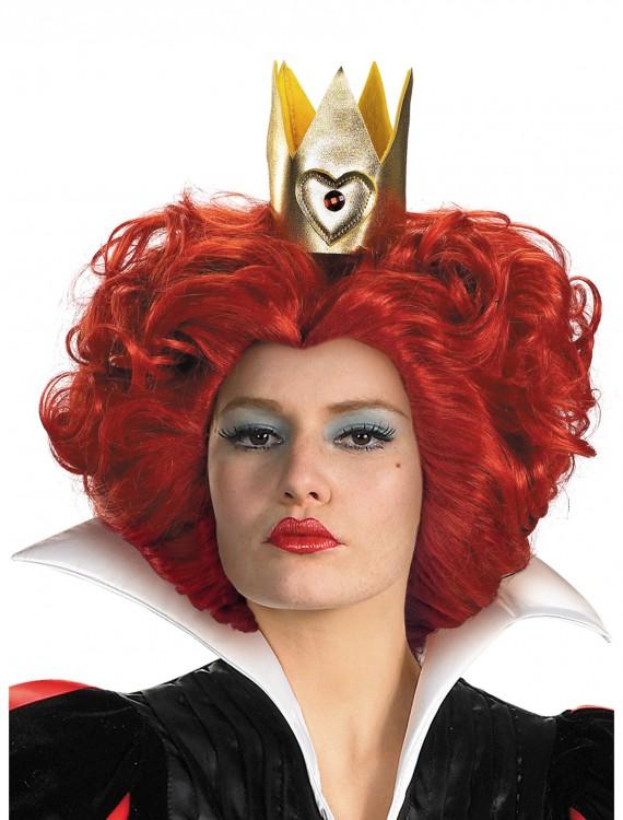 Adult Red Queen Wig, halloween costume (Adult Red Queen Wig)