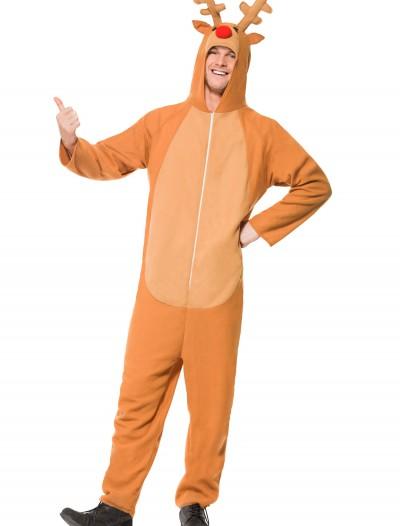 Adult Reindeer Costume, halloween costume (Adult Reindeer Costume)