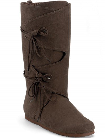 Adult Renaissance Boots, halloween costume (Adult Renaissance Boots)