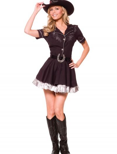 Adult Rhinestone Cowgirl Costume, halloween costume (Adult Rhinestone Cowgirl Costume)