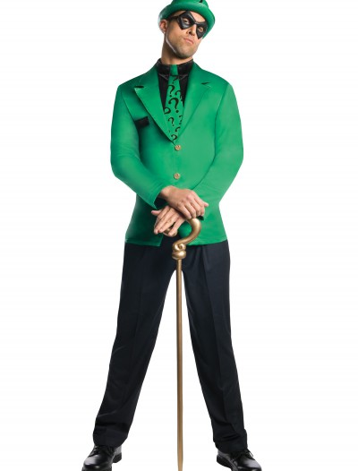 Adult Riddler Costume, halloween costume (Adult Riddler Costume)