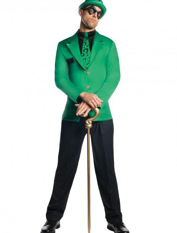 Adult Riddler Costume, halloween costume (Adult Riddler Costume)