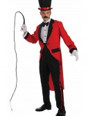 Adult Ring Master Costume, halloween costume (Adult Ring Master Costume)