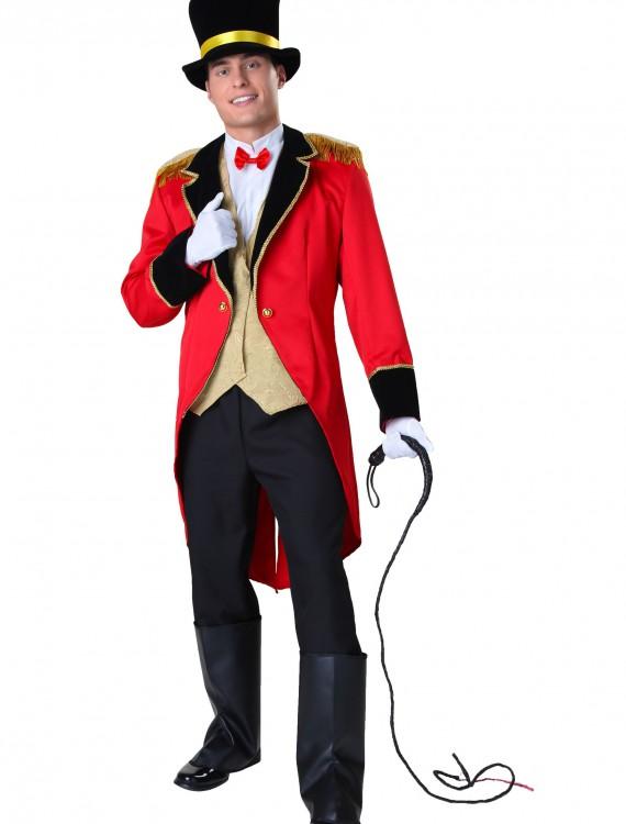 Adult Ringmaster Costume, halloween costume (Adult Ringmaster Costume)