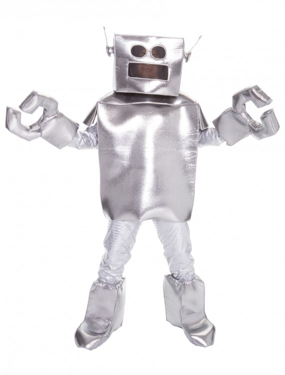 Adult Robot Costume, halloween costume (Adult Robot Costume)